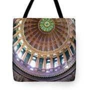 Illinois Capitol Dome Tote Bag