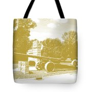 Illinois Veterans' Home Entry Tote Bag
