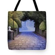Illuminated Victorian Street Light Tote Bag