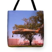 Illusion Of Flight Tote Bag