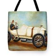 I'm A Roadrunner Baby Tote Bag