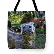 I'm All Ears Tote Bag by Kaye Menner
