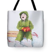 I'm Cooold Tote Bag