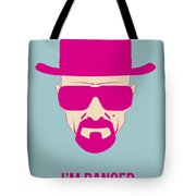 I'm Danger Poster 2 Tote Bag