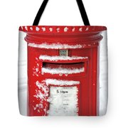 I'm Dreaming Of A White Christmas Tote Bag