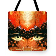 I'm Looking Through You Tote Bag