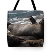 I'm Over Here Tote Bag