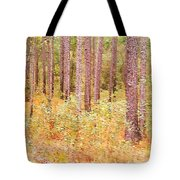 Imaginary Forest Tote Bag