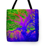 Imaginary Forest Number Two Tote Bag