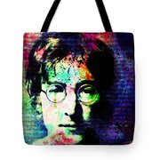 Man Of Song Tote Bag
