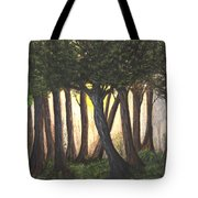 Imagined Forest Tote Bag