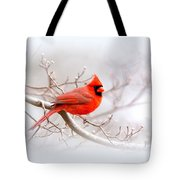 Img_2559-8 - Northern Cardinal Tote Bag