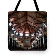 Immaculate Conception Church Tote Bag