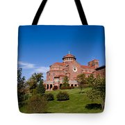 Immaculate Conception Monastery Tote Bag