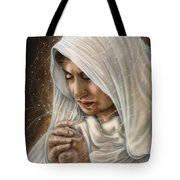 Immaculate Conception - Mothers Joy Tote Bag