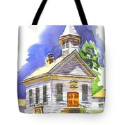 Immanuel Evangelical Lutheran Church Pilot Knob Missouri Tote Bag