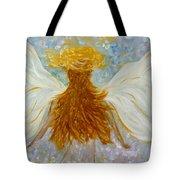 Immaterial Girl Tote Bag