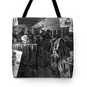 Immigrant Coach Car, 1881 Tote Bag