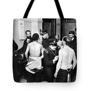 Immigrant Inspection, 1907 Tote Bag