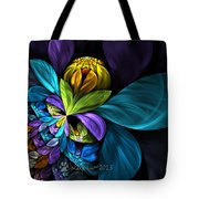 Imminent Bloom Tote Bag