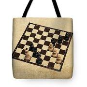 Immortal Chess - Kasparov Vs Topalov 1999 Tote Bag
