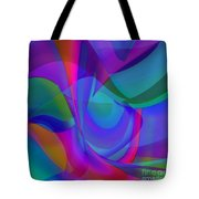 Impassioned Tote Bag by ME Kozdron