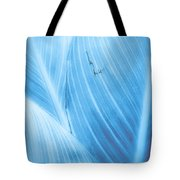 Imperfection Blue Version Tote Bag