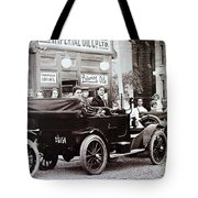 Imperial Oil Tote Bag