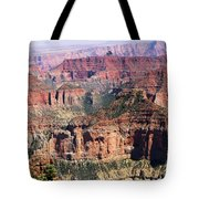 Imperial Towers Tote Bag