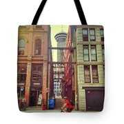 Importantly Gone Tote Bag