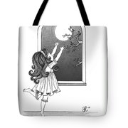 Impossibility Tote Bag