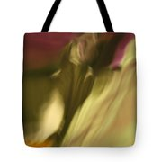 Impression Of A Rose Tote Bag