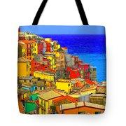 Impressionistic Photo Paint Gs 008 Tote Bag