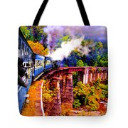 Impressionistic Photo Paint Gs 016 Tote Bag by Catf