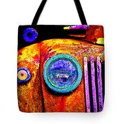 impressionistic photo paint GS 019 Tote Bag by Catf