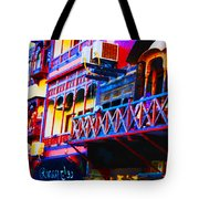 Impressionistic Photo Paint Ls 001 Tote Bag