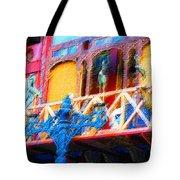 Impressionistic Photo Paint Ls 005 Tote Bag