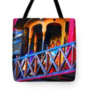 Impressionistic Photo Paint Ls 006 Tote Bag