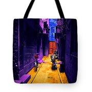 Impressionistic Photo Paint Ls 007 Tote Bag