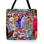 Impressionistic Photo Paint Ls 013 Tote Bag