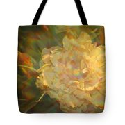 Impressionistic Rose Tote Bag