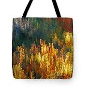 Impressionists Autumn Tote Bag