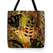 Impressions - Forest - Flowers Tote Bag