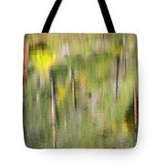 Impressions Of Autumn Tote Bag