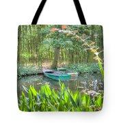 Impressions Of Monet Tote Bag