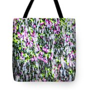 Impressions Of Spring 3 Tote Bag