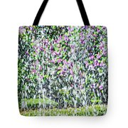 Impressions Of Spring 4 Tote Bag