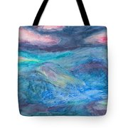 Impressions Of The Sea 2 Tote Bag