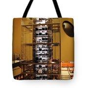 Impressive Wine Rack Tote Bag