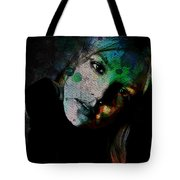 In A Britney Mood Tote Bag